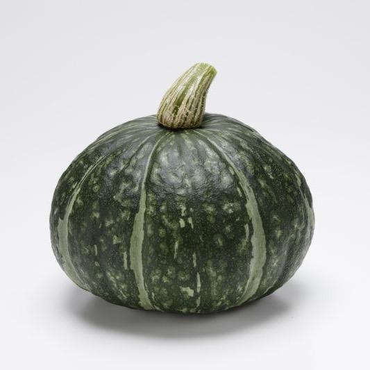かぼちゃの下ごしらえ