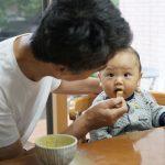 【ステップ2】離乳食50日目(0歳7ヶ月1週目)